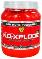 BSN - NO-Xplode 2.0 Advanced Strength Fruit Punch - 2.48 lbs., from category: Sports Nutrition