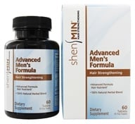 Shen Min - Hair Regrowth Advanced Men's Formula - 60 Tablets by Shen Min