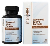 Shen Min - Hair Regrowth Advanced Men's Formula - 60 Tablets - $25.30