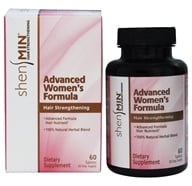 Shen Min - Hair Regrowth Advanced Women's Formula - 60 Tablets, from category: Nutritional Supplements