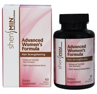 Shen Min - Hair Regrowth Advanced Women's Formula - 60 Tablets by Shen Min