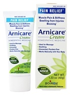 Boiron - Arnicare Arnica Cream Pain Relief - 1.33 Oz. by Boiron