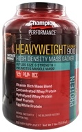 Champion Nutrition - Heavyweight Gainer 900 Chocolate Shake - 7 lbs.