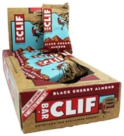 Clif Bar - Energy Bar Black Cherry Almond - 2.4 oz., from category: Nutritional Bars
