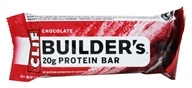 Clif Bar - Builder's Protein Crisp Bar Chocolate - 2.4 oz. (722252601421)