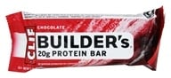 Clif Bar - Builder's Protein Bar Chocolate - 2.4 oz.