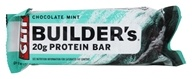 Clif Bar - Builder's Protein Crisp Bar Chocolate Mint - 2.4 oz.