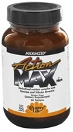 Country Life - Action Max For Men Maximized - 60 Tablets - $10.79