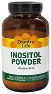 Country Life - Inositol Powder - 8 oz. (015794065654)