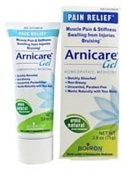 Boiron - Arnicare Arnica Gel Pain Relief - 2.5 oz., from category: Homeopathy