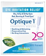 Boiron - Optique 1 Eye Drops - 20 Dose(s), from category: Homeopathy