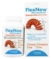 BSP PHARMA - FlexNow Joint Formula - 90 Vegetarian Softgels (858492001001)