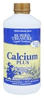 Buried Treasure Products - Calcium Plus French Vanilla Flavor - 16 oz. (016055345799)