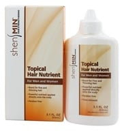 Shen Min - Topical Hair Nutrient For Men and Women - 3.1 oz. - $16.32