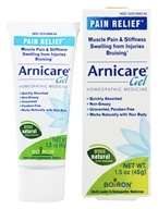 Arnicare Gel Homeopathic Medicine for Pain Relief - 1.5 oz.