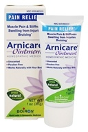 Boiron - Arnicare Arnica Ointment Pain Relief - 1 oz., from category: Homeopathy