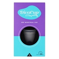 Diva International - The Diva Cup New Menstrual Solution (post-childbirth and/or over 30) Model 2 - 1 Cup(s)