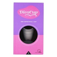 Diva International - The Diva Cup New Menstrual Solution (pre-childbirth and/or under 30) Model 1 - 1 Cup(s)