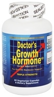 Fountain of Youth Technologies - Doctor's Growth Hormone Triple Strength 750 mg. - 60 Capsules by Fountain of Youth Technologies