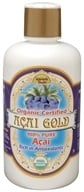 Dynamic Health - Acai Gold 100% Pure Organic Juice - 16 oz.