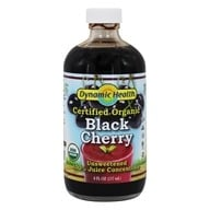 Dynamic Health - Juice Concentrate 100% Pure Black Cherry - 8 oz., from category: Health Foods