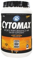 Cytosport - Cytomax Performance Drink Tangy Orange - 4.5 lbs.