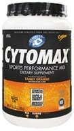 Cytosport - Cytomax Performance Drink Tangy Orange - 4.5 lbs. by Cytosport