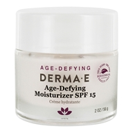 Image of Derma-E - Anti-Defying Moisturizing Complex 15 SPF - 2 oz. formerly Anti-Aging