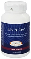 Image of Enzymatic Therapy - Liv-A-Tox - 90 Tablets