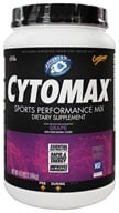 Cytosport - Cytomax Sports Performance Drink Go Grape - 4.5 lbs. (660726403907)