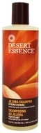 Desert Essence - Jojoba Shampoo Strengthening with Keratin and Nopal Cactus - 12.9 oz.