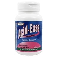 Enzymatic Therapy - Acid-Ease Digestion Formula - 90 Ultracap(s) - $12.15