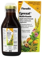Image of Flora - Floradix Epresat Multivitamin - 8.5 oz.