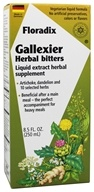 Flora - Floradix Gallexier Herbal Bitters - 8.5 oz. (061998647912)