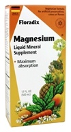 Flora - Floradix Magnesium Liquid Mineral Supplement - 17 oz.