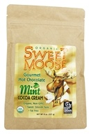 FunFresh Foods - Sweet Moose Gourmet Hot Chocolate Organic Cocoa Chocolate Mint - 8 oz. by FunFresh Foods