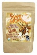 Image of FunFresh Foods - Sweet Moose Gourmet Hot Chocolate Organic Cocoa Chocolate - 8 oz.