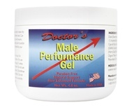 Fountain of Youth Technologies - Doctor's Male Performance Gel - 4 oz. (formerly Doctor's Testosterone Gel)
