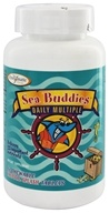 Enzymatic Therapy - Sea Buddies Daily Multiple Tropical Splash - 60 Chewable Tablets