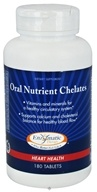 Image of Enzymatic Therapy - Oral Nutrient Chelates - 180 Tablets