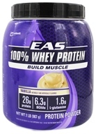 EAS - 100% Whey Protein Powder Vanilla - 2 lbs. by EAS