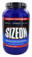 Gaspari Nutrition - SizeOn Maximum Performance Wild Berry Punch - 3.49 lbs. by Gaspari Nutrition