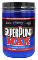 Gaspari Nutrition - SuperPump Max Pre-Workout Formula Fruit Punch - 1.41 lbs.