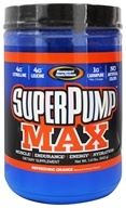 Gaspari Nutrition - SuperPump MAX Pre-Workout Formula Refreshing Orange - 1.41 lbs. - $33.98