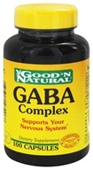 Good 'N Natural - GABA Complex - 100 Capsules by Good 'N Natural