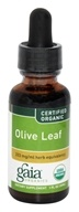 Gaia Herbs - Olive Leaf Certified Organic - 1 oz., from category: Herbs