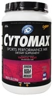 Cytosport - Cytomax Sports Performance Drink Tropical Fruit - 4.5 lbs. (660726403501)