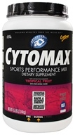 Cytosport - Cytomax Sports Performance Drink Tropical Fruit - 4.5 lbs. - $29.37