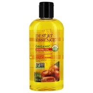 Desert Essence - Organic Jojoba Oil - 4 oz.