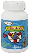 Image of Enzymatic Therapy - Sea Buddies Immune Defense - 60 Chewable Tablets